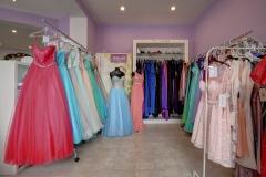 Společenské a maturitní šaty