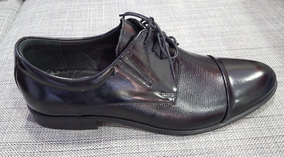 hnědá obuv pánská - studioagnes