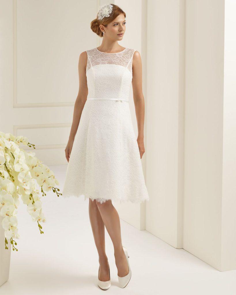 svatební šaty kratke- studioagnes