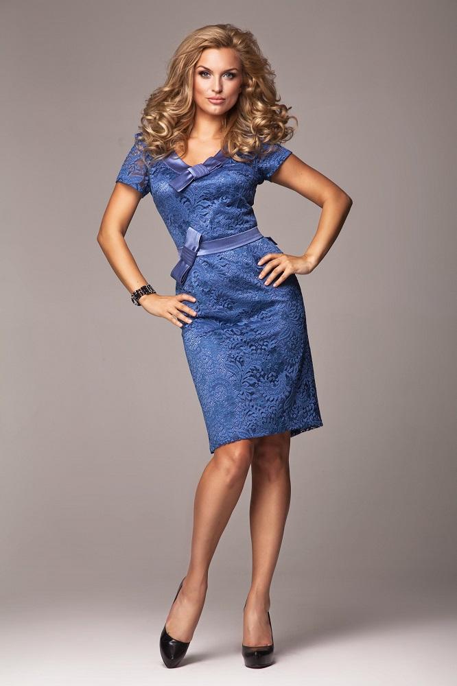 pouzdrové šaty - studioagnes