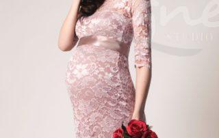 Amelia-vintage-rose-tehotenské-šaty-studioagnes