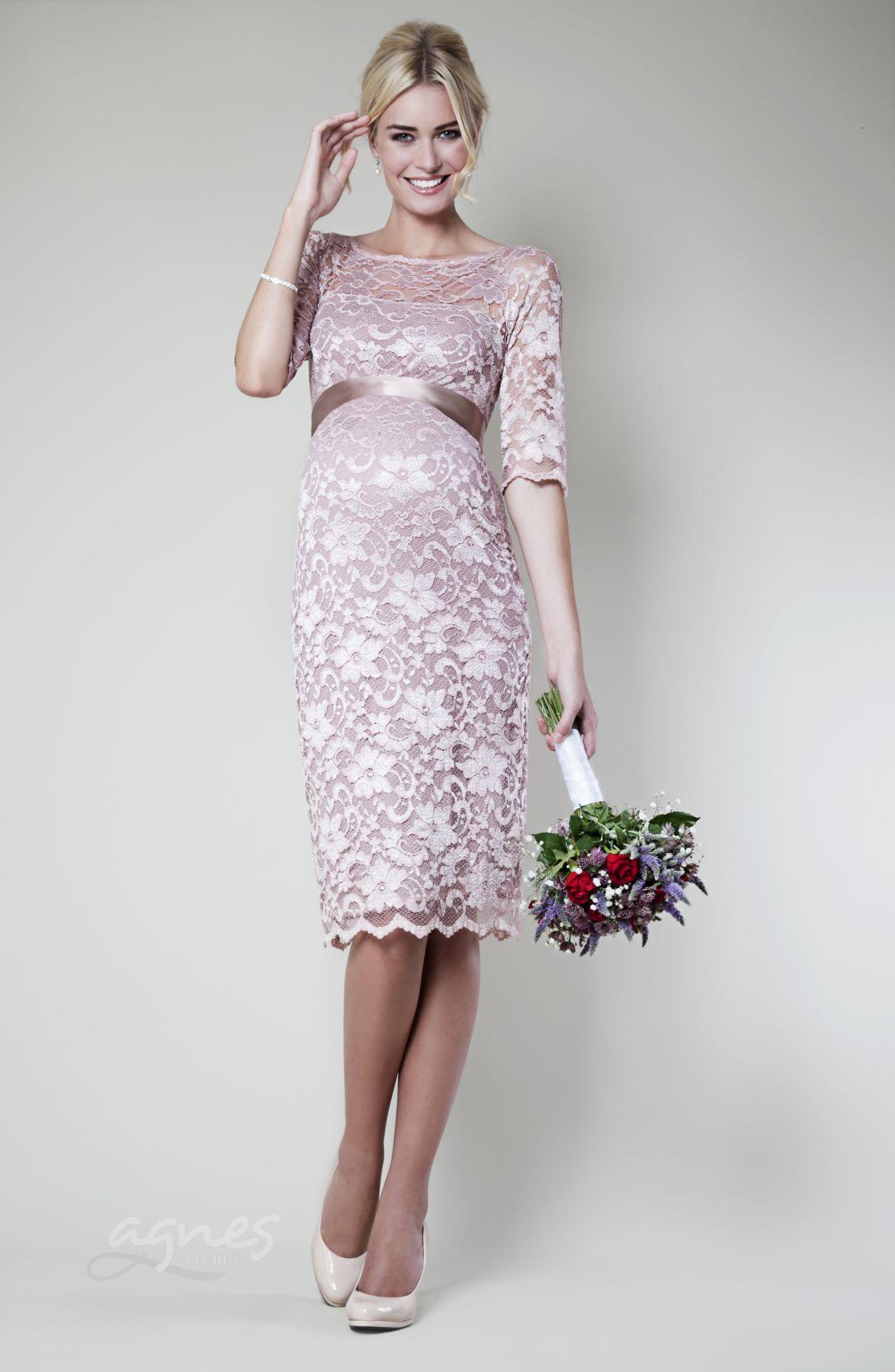 Amelia rose short – těhotenské šaty krátke fb7f8ddde9e