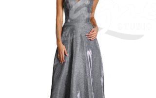 saty-na-maturitni-ples-CHK0457 glitter grey