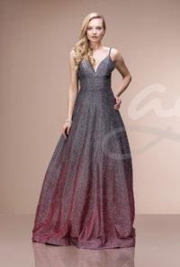 spolecenske-saty-0496_Glitter Grey & Red_1