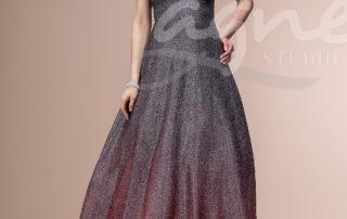 spolecenske-saty-0496_Glitter Grey & Red_1