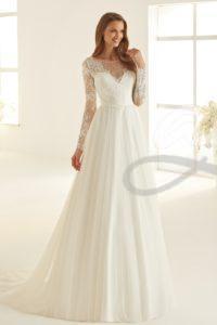 svatebni-saty-Bianco Evento bridal dress CHRISTINA (1))