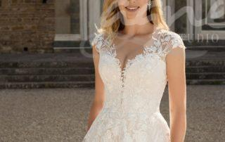 svatební šaty xxl