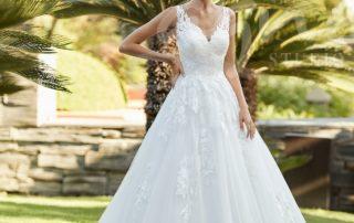 svatební šaty s tylovou sukní