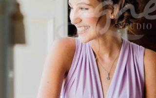 motací šaty lila světle fialová