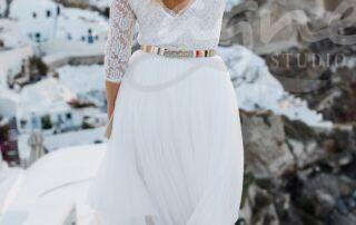 svatební šaty tylová sukně