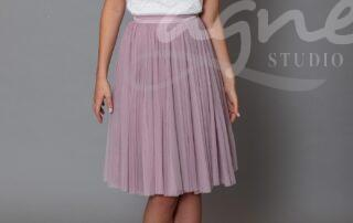šaty pro družičku